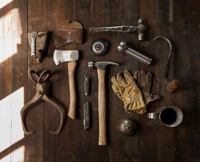 Equipez vous des bons outils pour bricoler
